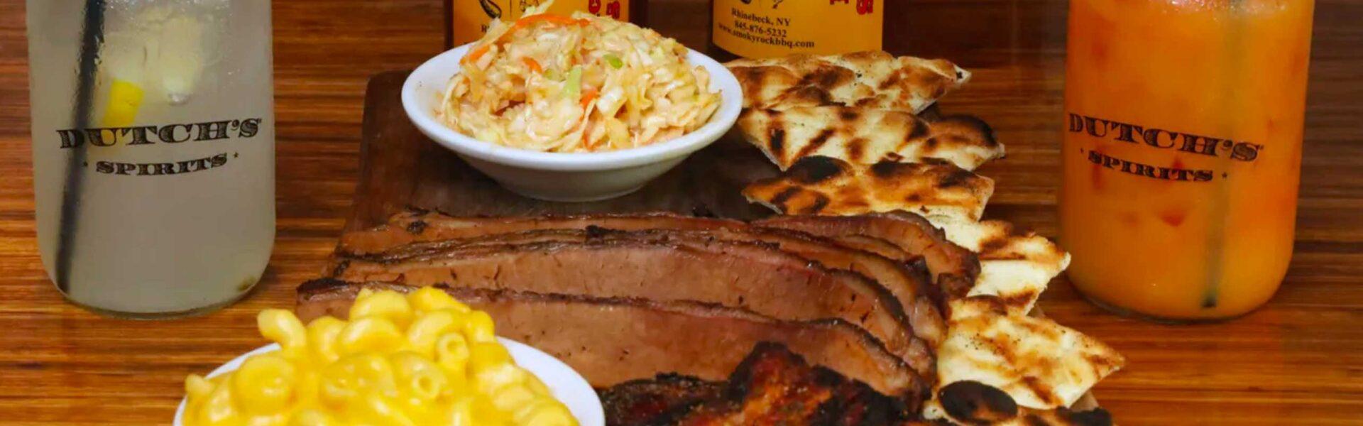 Rhinebeck's Smoky Rock BBQ spotlights NY-style BBQ