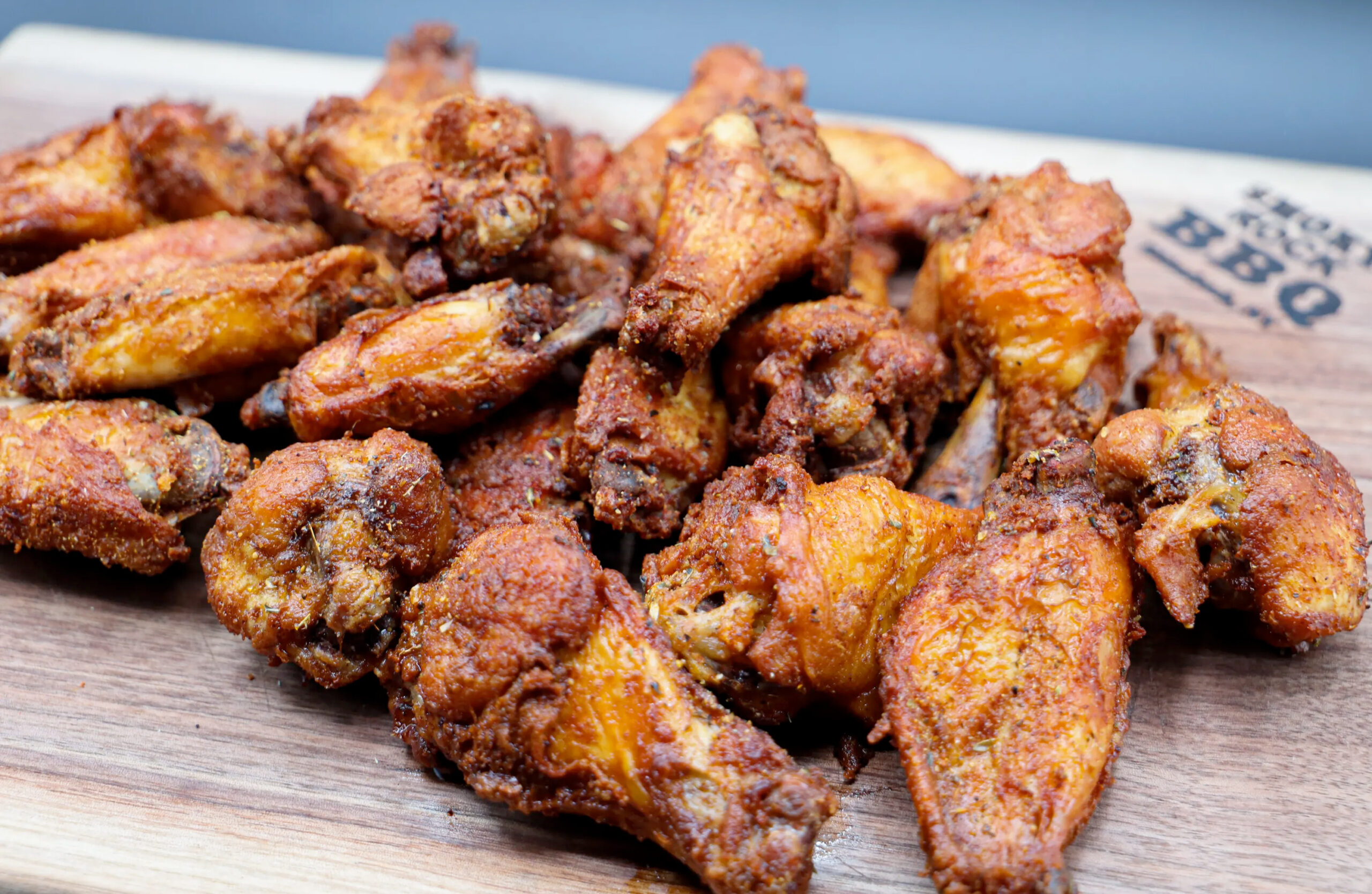 Smoky Rock BBQ | Smoked Wings