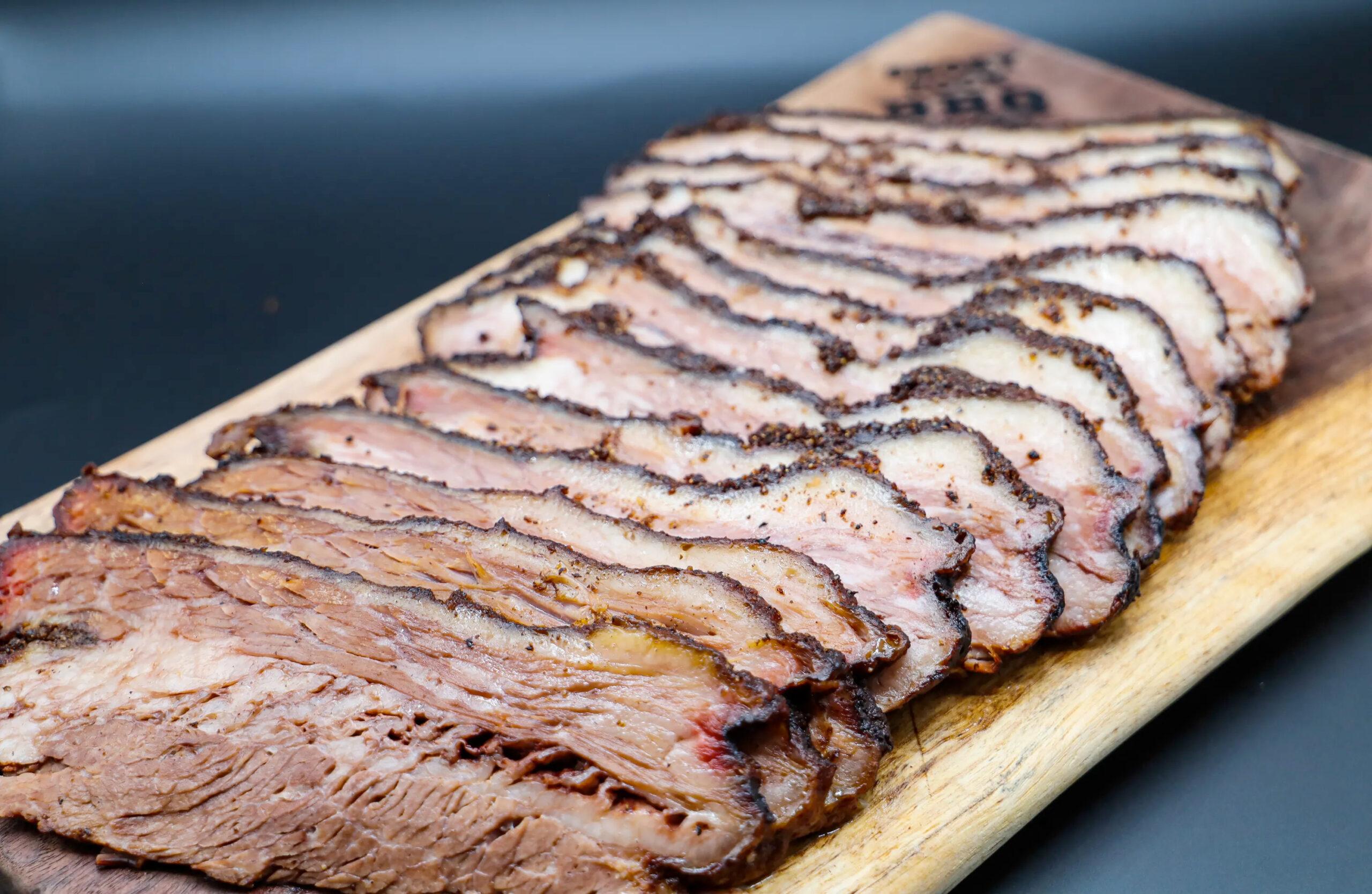 Smoky Rock BBQ | Brisket