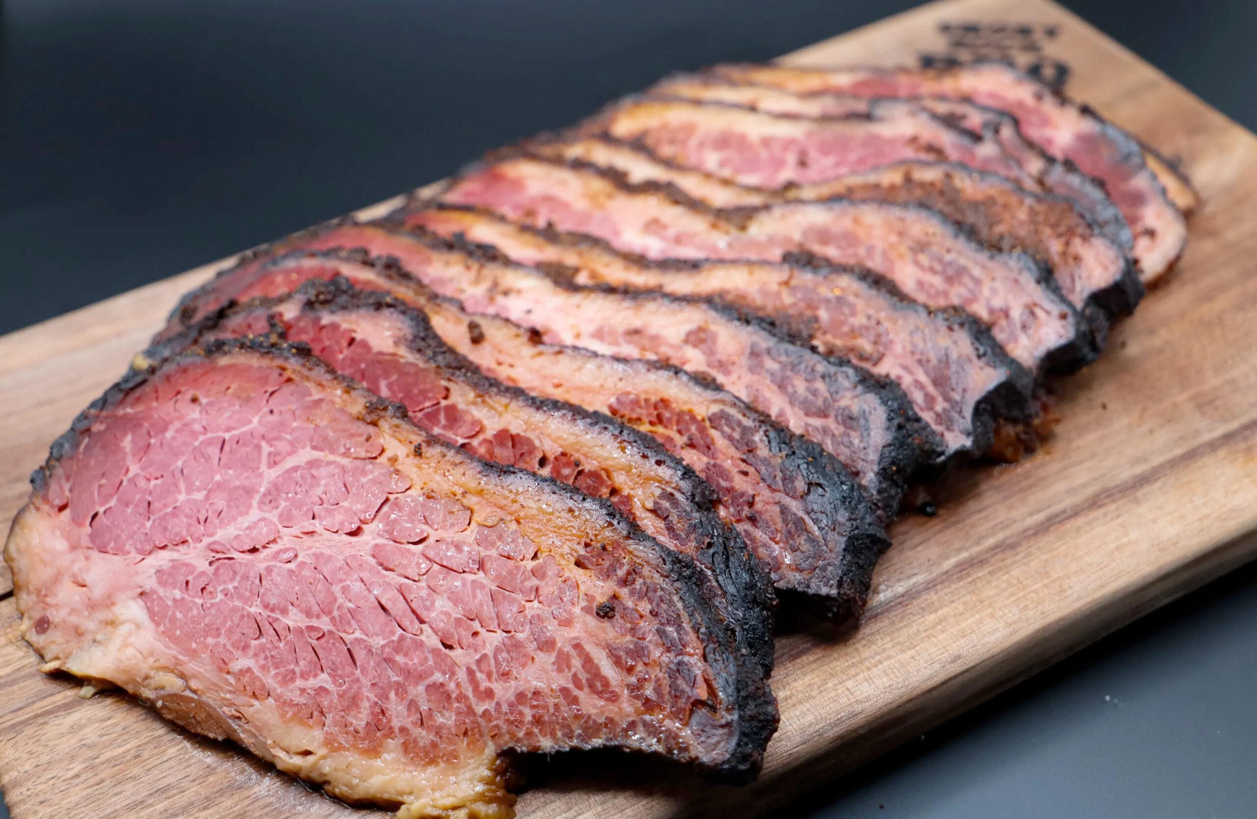 Smoky Rock BBQ | Pastrami